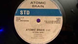 "Atomic Brain  "" Atomic Brain "" 1991"