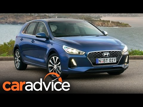 2017 Hyundai i30 review CarAdvice