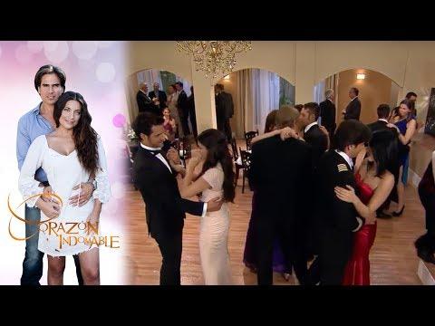 Octavio y Maricruz, a punto de reencontrarse   Corazón indomable - Televisa