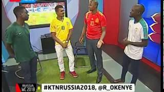 #RussiaInakamHome Winners Awarded on KTN Russia 2018 with Robinson Okenye
