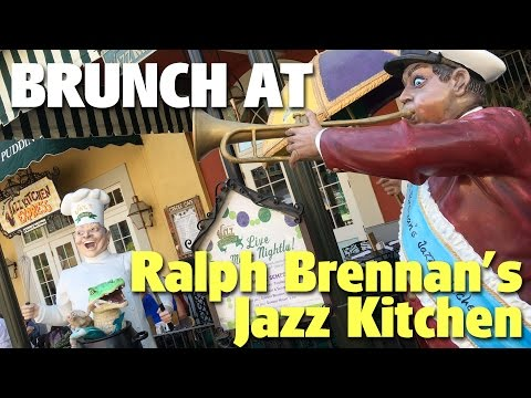 Brunch at Ralph Brennan&#39;s Jazz Kitchen | Downtown Disney<a href='/yt-w/ohyNVTTiXUg/brunch-at-ralph-brennan39s-jazz-kitchen-downtown-disney.html' target='_blank' title='Play' onclick='reloadPage();'>   <span class='button' style='color: #fff'> Watch Video</a></span>