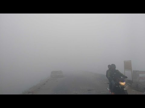 Fog wraps Delhi NCR, delays flights & trains, Watch Video