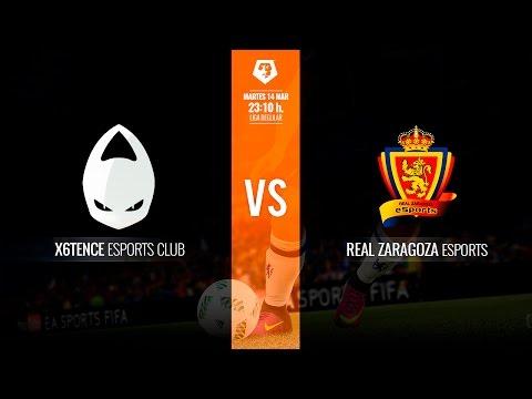 VFO 1º DIVISION JORNADA 18 - x6tence vs Real Zaragoza