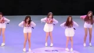 Кореянки танцуют просто классно!