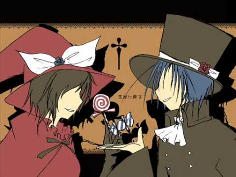 【KAITO】trick and treat【MEIKO】