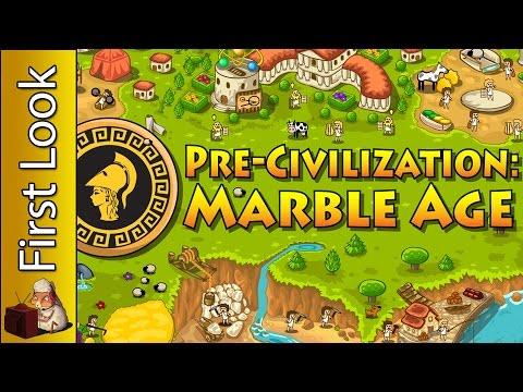 Pre-Civilization Marble Age - First Look