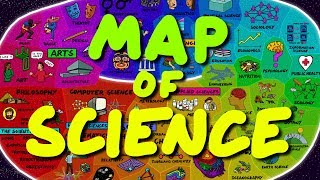 Map of Science (and everything else)