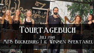 Waldkauz - Pagan Vision Folge 8: MPS Bückeburg und Schlossspektakel Winsen [2018]