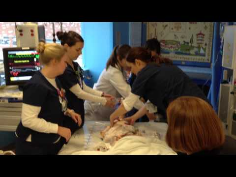 High-quality CPR and in-hospital peds resuscitation