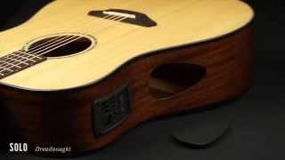 breedlove solo dreadnought guitar