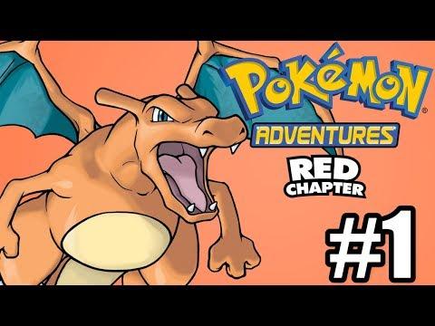 Pokemon Adventures Red Chapter (Sezon 2) #1