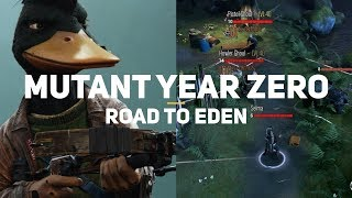 XCOM с утками и кабанами! Mutant Year Zero: Road to Eden. Первый взгляд