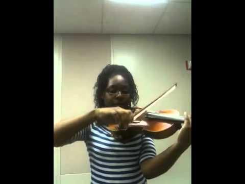 Demi Lovato Catch Me violin and voice cover by Vanessa