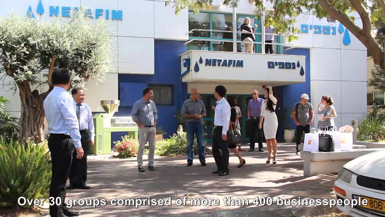 Risultati immagini per kibbutz netafim