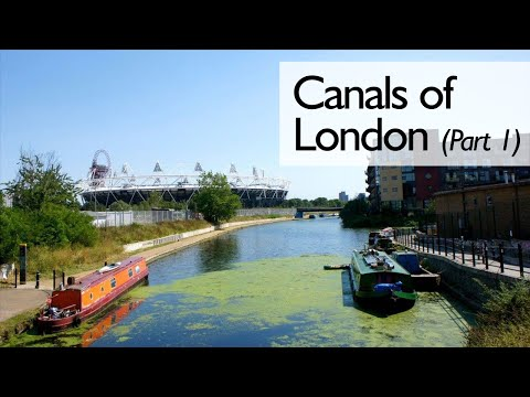 Canals Of London