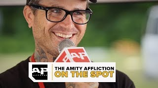"""The Amity Affliction On Hating Covers and """"Misery"""" Being the Band's Next Necessary Step"""