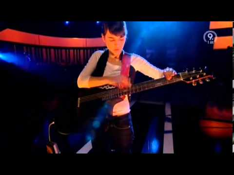 Kaki King   Playing With Pink Noise Live Jools Holland 2007