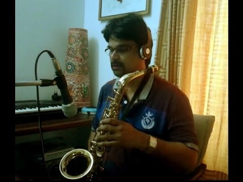 Vaseegara (Manohara in telugu, Zara Zara in HIndi) instrumental sax