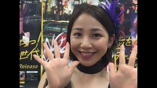8月22日に台湾MTV『最強音』に日本の歌手として初めて番組に出演、パフ...