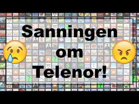 Hur Telenor har behandlat mig!!!