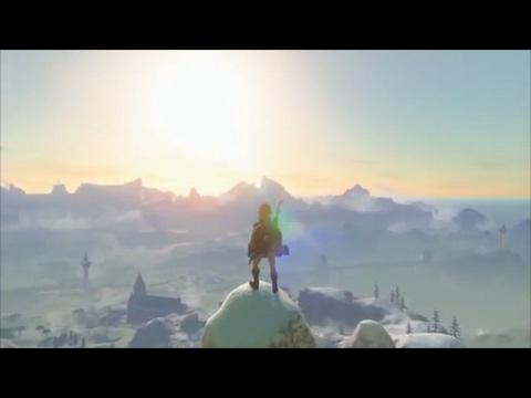 The Legend of Zelda : Breath of the Wild : lieux et armes