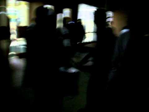 SAG Drum Line - Thomas Eaton Middle School  6/8/2011