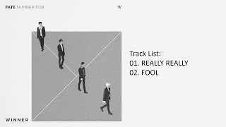 Winner – fate number for release date: 2017.04.04 genre: dance, ballad language: korean track list: 01. really 02. fool