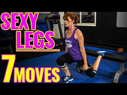 6 Moves for Killer Legs