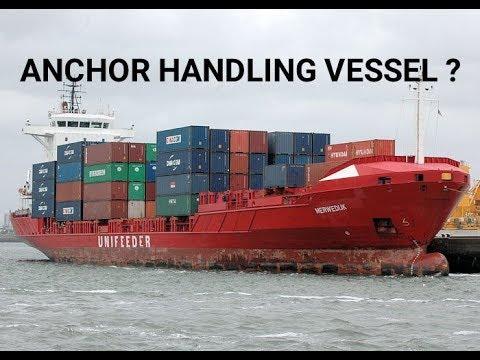 Marchant navy -ll ANCHOR HANDLING VESSEL ?