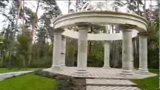 видео Бучанский городской парк