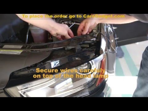 How to install Front and Rear View Camera on Audi A4 A5 Q5 A3 Q3 B9 2017 CarsGadget (2018)
