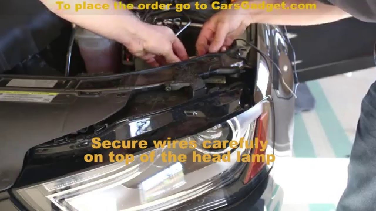 how to install front and rear view camera on audi a4 a5 q5 a3 q3 b9 2017 carsgadget 2019 youtube [ 1280 x 720 Pixel ]