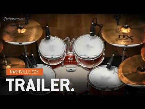 Ezdrummer Vs Superior Drummer : nashville ezx for ezdrummer introduction youtube ~ Russianpoet.info Haus und Dekorationen