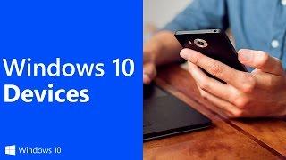 Windows 10 Devices - мероприятие Microsoft 6 октября целиком