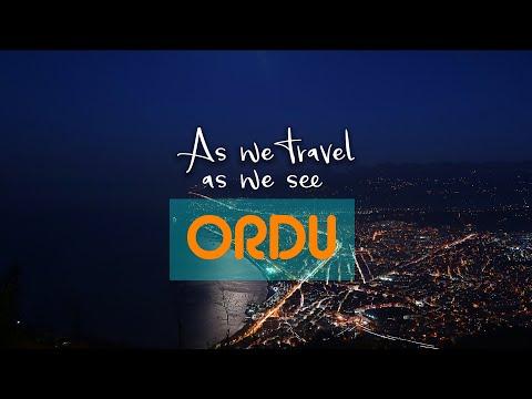 As we travel, as we see : ORDU - promotional film -