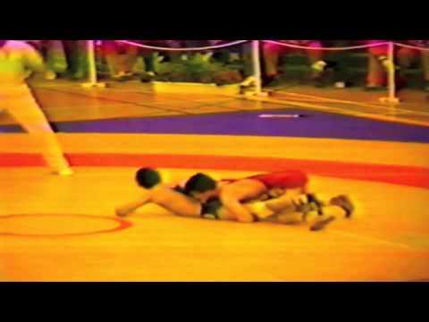 1988 Senior European Championships: 52 kg Final Vladimir Togusov (USSR) vs. Valentin Jordanov (BUL)
