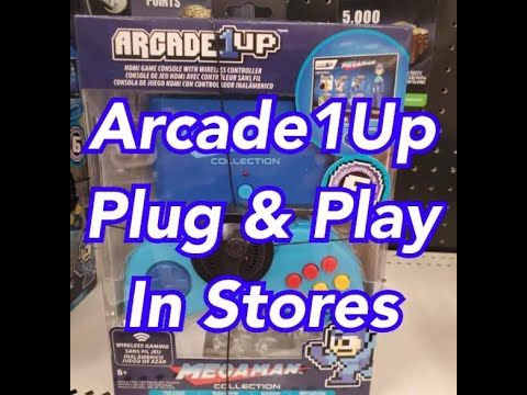 Arcade1Up Handheld In Stores Now Target Office Depot Price Arcade1Up Prices HDMI from rarecoolitems