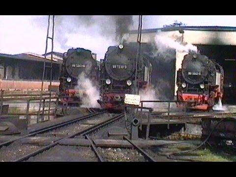 HSB -1993 / Bw Wernigerode - Harzer Schmalspurbahnen - Harz Narrow Gauge Railways