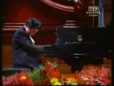 辻井伸行 Nobuyuki Tsujii - Chopin Piano Sonata No.3 op.58-3 , 4
