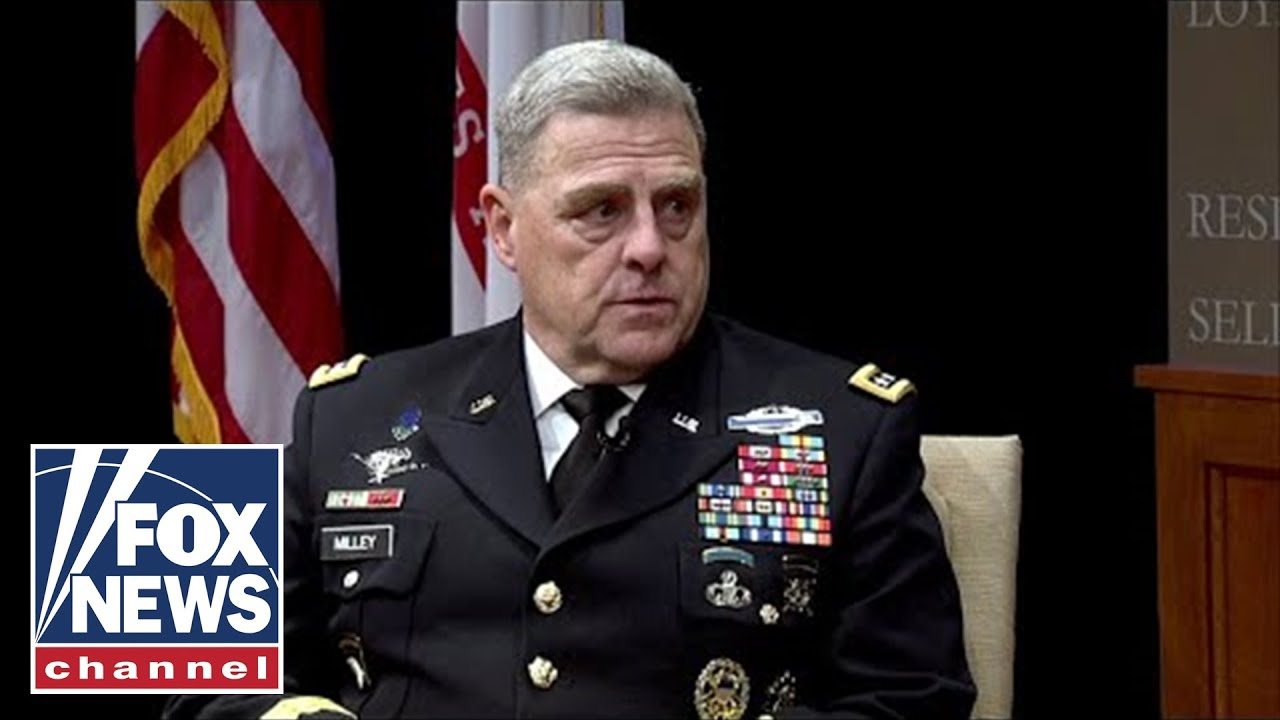 Download Gen. Kellogg blasts Milley's 'garbage' claims about Trump's final months