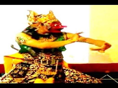 Tari KLANA TOPENG - Mask Dance - Javanese Classical Dance [HD]