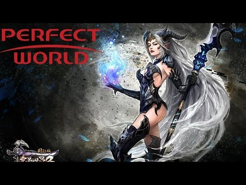 Perfect World 2 - New Classes / News maps / Reboot / New Perfect World !!!