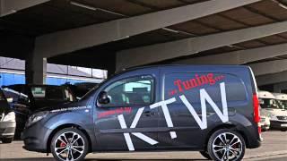 2013 KTW Custom tuned Mercedes Benz Citan Urban Delivery Van - New Model next gen redesign(, 2013-03-14T22:08:11.000Z)