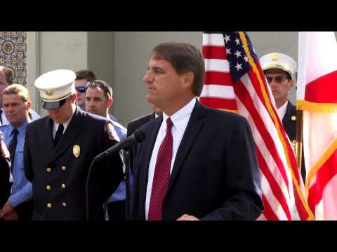 Fort Lauderdale Fire Department 9/11 Remembrance Ceremony