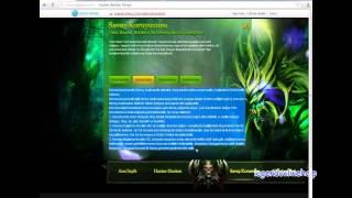 Legend Online Yeni Sürüm Hazine Haritası Savaşı V2.2