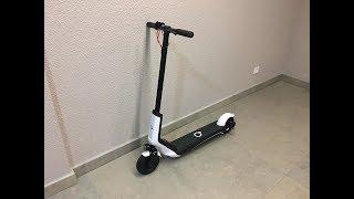 NEW Xiaomi EUNI ES808 electric scooter