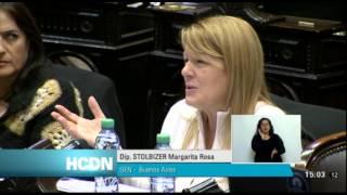 Dip. Margarita Stolbizer - Sesión Especial 23.09.2015 - Hcdn