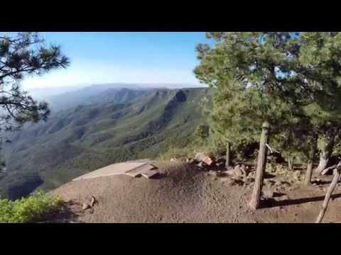 Mingus Mountain Site Intro June 2014 - An AZHPA Hang Gliding and Paragliding film by Greg Porter