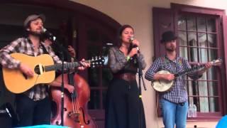 I Draw Slow - Siskind Song - Fiddles & Vittles - July 28, 2013