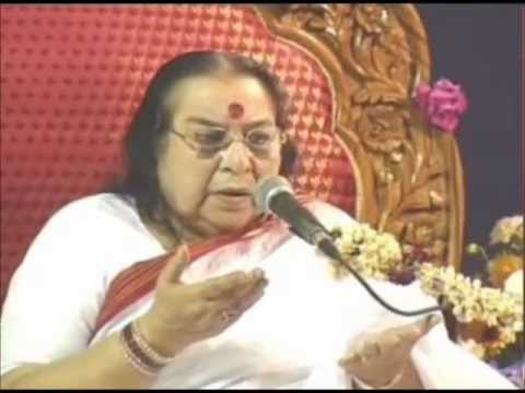 Kundalini Self Realization Hindi (Sahaja Yoga) Shri Mataji Delhi India 2003 Atma Brahma Gyana Moksha